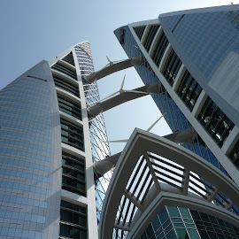 Bahrain Tower by Beh Heng Long - Buildings & Architecture Architectural Detail ( bahrain,  )