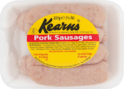 Kearns Pork Sausages - 227g