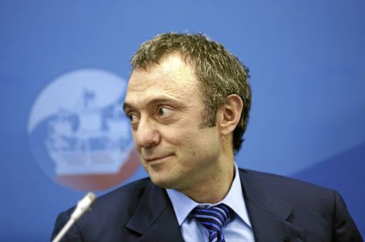 SULEIMAN KERIMOV  Polyus PJSC's parent, Polyus Gold International, delisted from London in late 2015 after the Kerimov family, which controls the company, bought up shares as part of a plan to domicile in Russia. Picture: SIMON DAWSON/BLOOMBERG