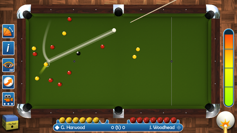 Pro Pool 2018 Screenshot 18
