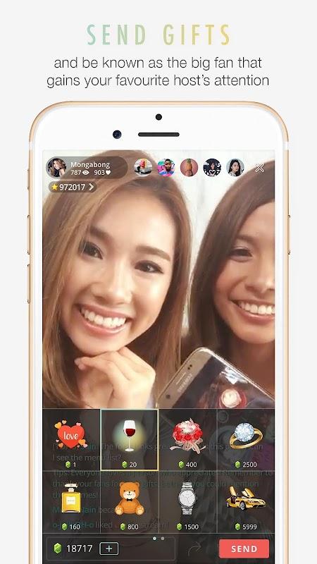 BeLive - Live Video Streaming screenshots