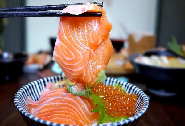 汐止日式料理 鹿角鮨 握壽司 / 丼飯 / 定食 平價精緻料理