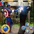 Superhero Street Fighting 2018