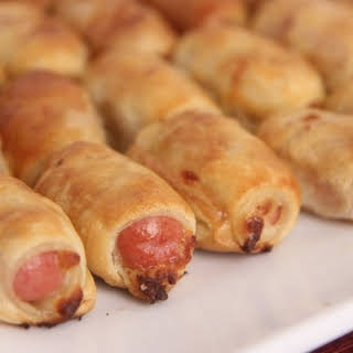 Pigs In A Blanket.