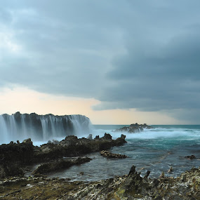 waves by Husni Mubarok - Landscapes Waterscapes