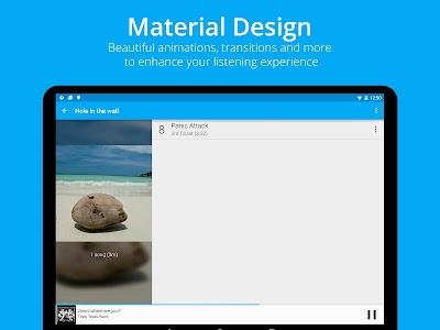 Music Player : Rocket Player v3.4.1.200