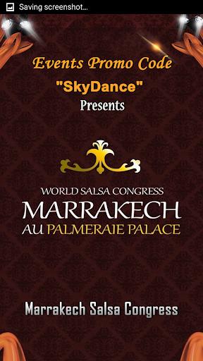 Marrakech Salsa Congress