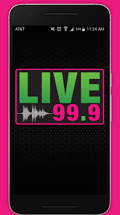 Live 99.9 Radio- screenshot thumbnail