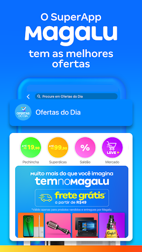Magazine Luiza: Loja Online e Ofertas de Compras ss1