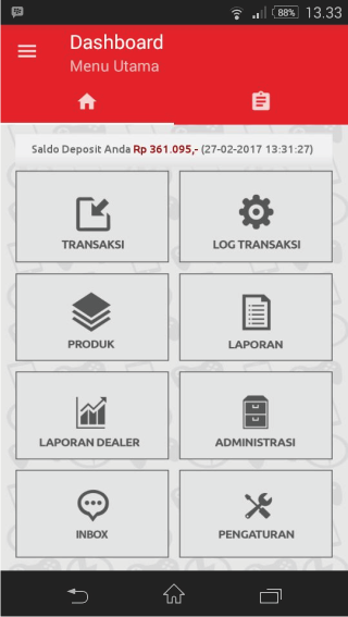 Donasi INISIATIF- screenshot