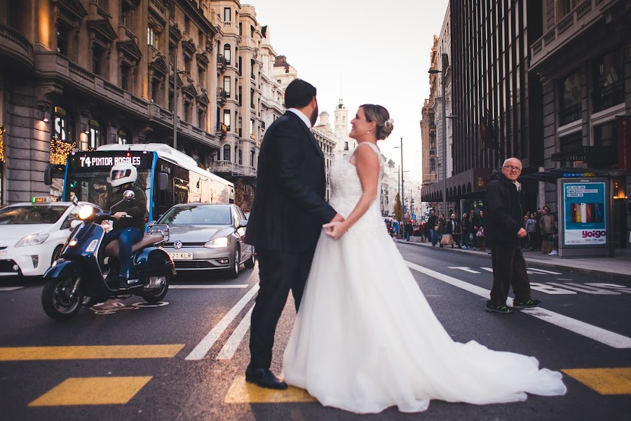 Wedding photographer Merlin Guell (merlinguell). Photo of 31.01.2019