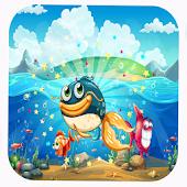 Match 3 Fishdom Ocean