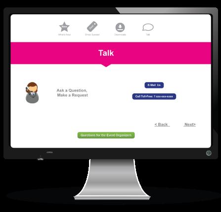 reenShows™ virtual booth