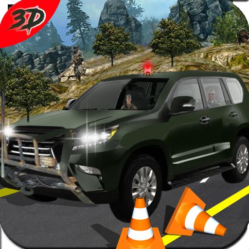 Pak Army Simulator 3d: Offroad Uphill Prado Drive