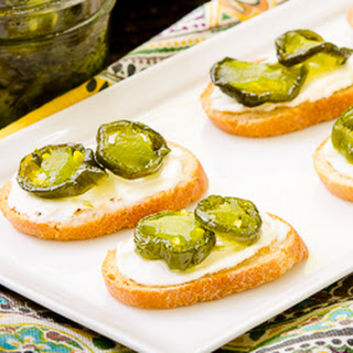 Candied Jalapenos With Cream Cheese Recipes