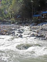 Photo: Bhagirathi at Gangotri.