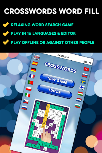 Crosswords Word Fill PRO screenshot 17