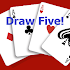 Draw Five! - Five Card Draw