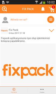 Fixpack - náhled