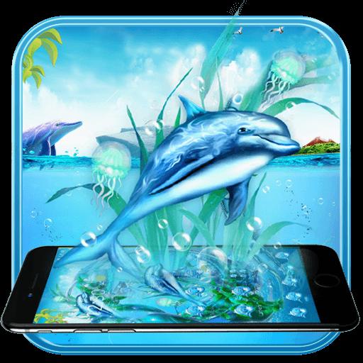 Dolphin Aquarium Theme