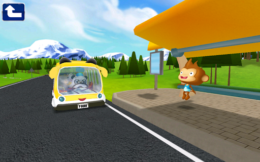 Dr. Panda Bus Driver  screenshots 15