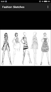 Fashion Sketches - náhled