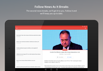 Circa News Screenshot 2