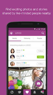 LOVOO - People like you - screenshot thumbnail
