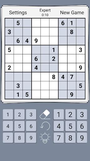 Premium Sudoku Cards  Frei Ressourcen 1
