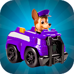 Paw Puppy Patrol Racing Icon