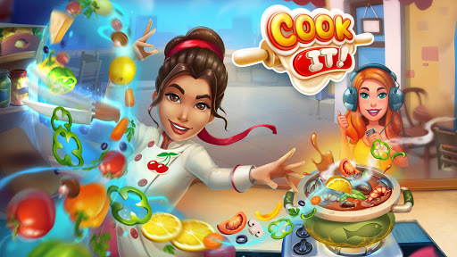 Cook It! City of Free Frenzy Cooking Games Madness  screenshots 6