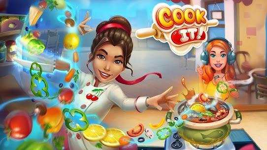 Cook It! Cooking Games Craze & Restaurant Games 6