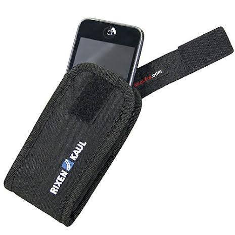 KLICKfix Handy Duratex sykkelveske for telefon, sort