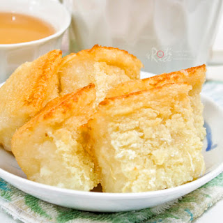 Tapioca Cake (Kuih Bingka)