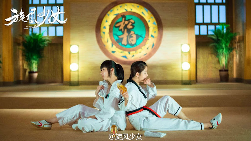 The Whirlwind Girl / Tornado Girl China Drama