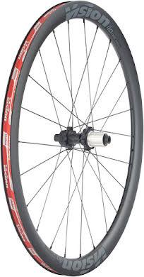 Vision SC40 Wheelset - 700, QR/15 x 100/130mm, Center-Lock, HG 11 alternate image 2