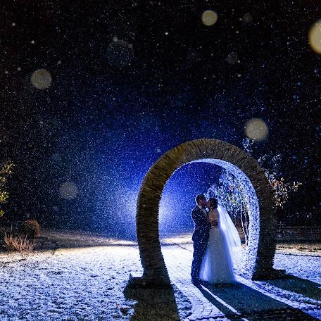 Wedding photographer Aleksander Zakrzewski (AleksanderZakrz). Photo of 20.11.2016