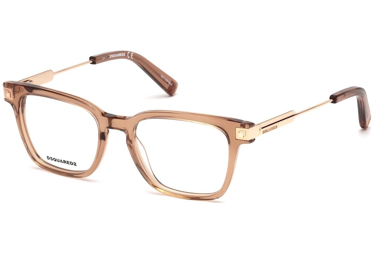 87da00fcbc Buy Dsquared2 DQ5244 C49 072 (shiny pink   ) Frames