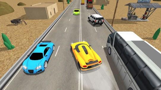 Traffic Race 2019 : Real Rider Pro 2