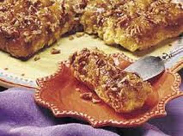Caramel Twist Coffee Cake Recipe