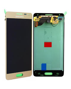 Galaxy Alpha Display Digitizer Gold