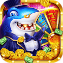 Coin Gush - New Fishing Arcade Game icon
