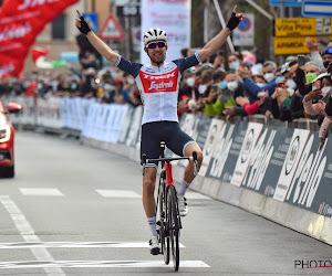 """Mollema zet vroege topvorm kracht bij en ook zijn ploeg is sterk gestart: """"Zo doorgaan in andere Italiaanse koersen"""""""