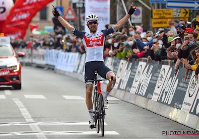 Trekt Nederlander van Trek-Segafredo goede lijn door in Strade Bianche?