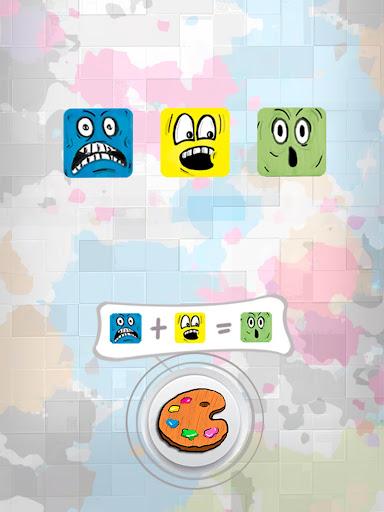 Panicking Colors Free 1.4 screenshots 10