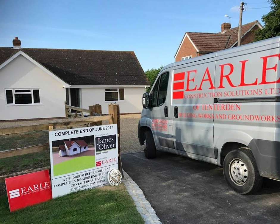 Earle Construction Solutions Tenterden