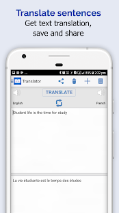 French Dictionary 📖 English - français Translator- screenshot thumbnail