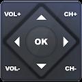 Control remoto para TV y electrónica del hogar download