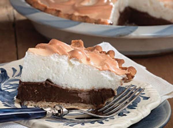 My Grandmother's Chocolate Pie Recipe
