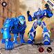 Ultimate Police Robot Transform: City Rampage